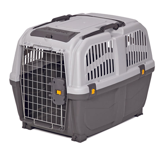 Skudo Plastic Dog Carrier 27 Inch