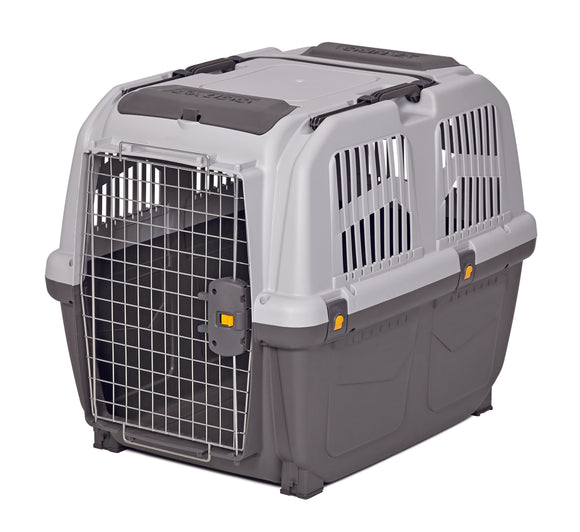 Skudo Plastic Dog Carrier 32 Inch