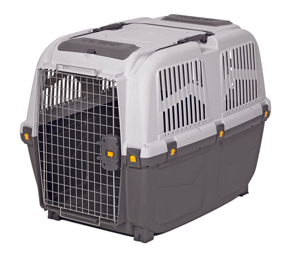 Skudo Plastic Dog Carrier 37 Inch