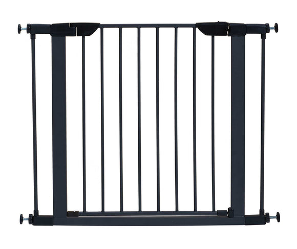 MidWest Graphite Steel Steel Pet Gate 30 Inch