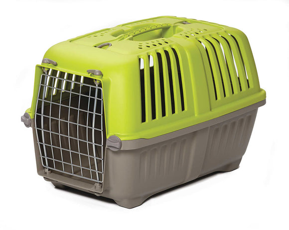 Spree Travel Dog Carrier Green Color 19 Inch