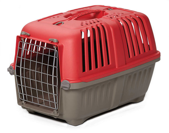 Spree Travel Dog Carrier Red Color 19 Inch
