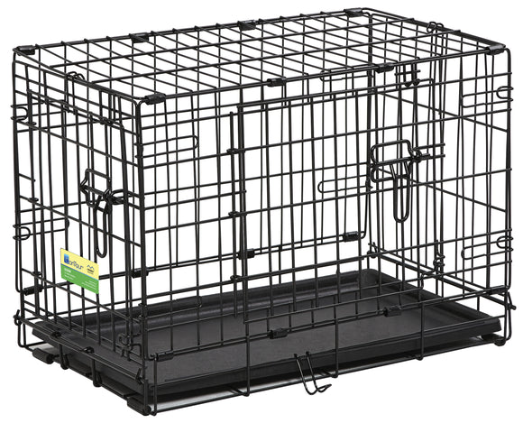 Contour Double Door Dog Crate 22 Inch