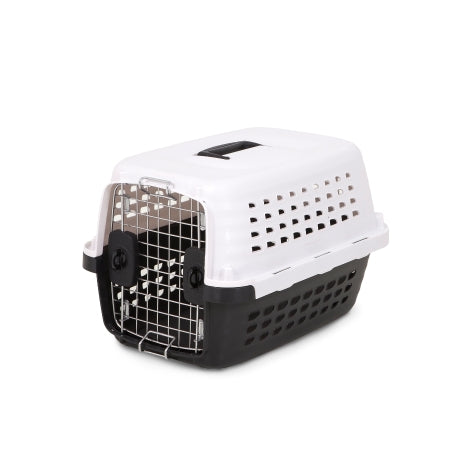 Petmate Compass Kennel White Color Up to 10 Lbs Dogs