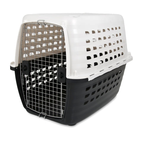 Petmate Compass Kennel White Color 70-90 Lbs