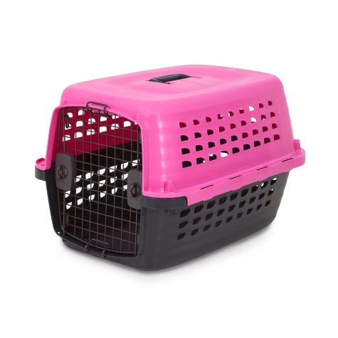 Petmate Compass Kennel Hot Pink Color 10-20 Lbs