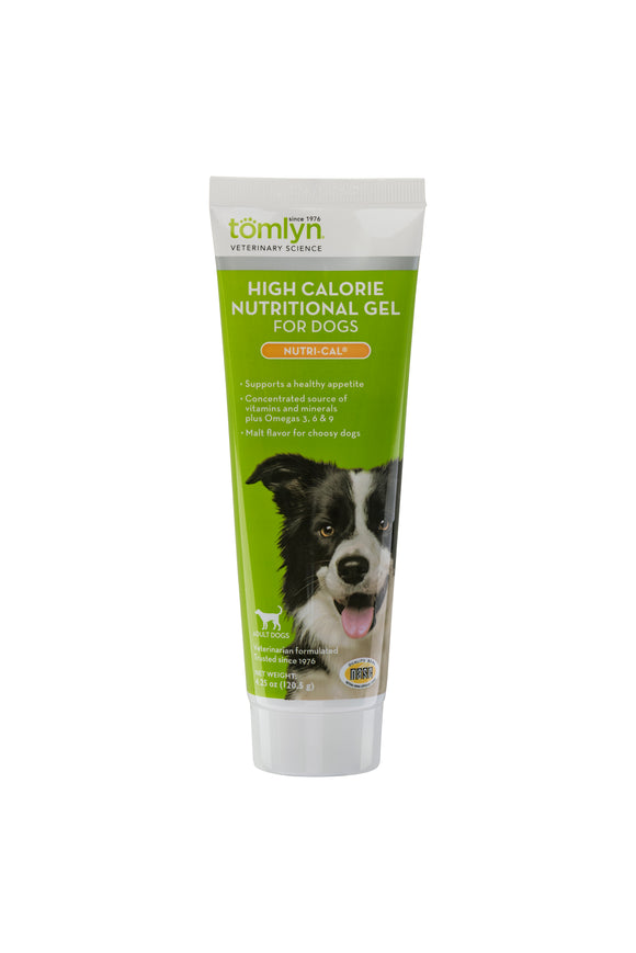 Tomlyn Nutri-cal High Calorie Nutritional Gel for Dog 4.25 Oz