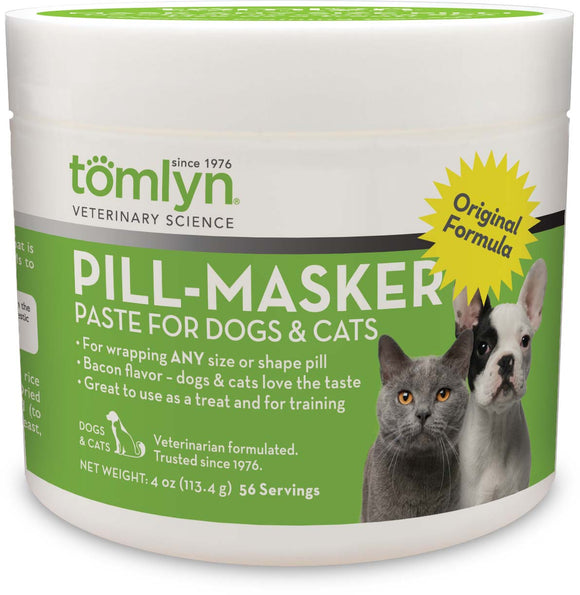 Tomlyn Original Pill Masker for Cat & Dog 4 Oz