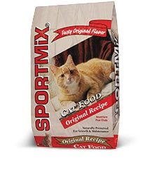 Sportmix Original Recipe Cat Food 15 Lbs