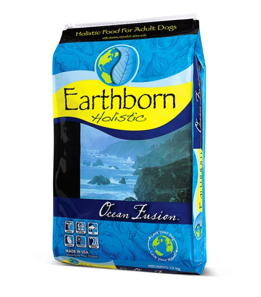 Earthborn Holistic Ocean Fusion Adult Dog Food 28 Lbs