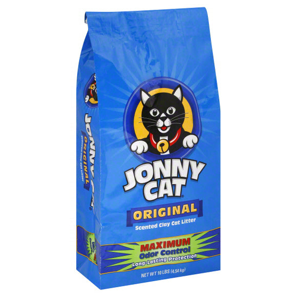 Jonny Cat Original Cat Litter 10 Lbs