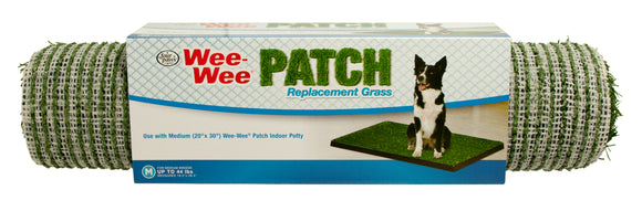 Four Paws Wee-Wee Patch Indoor Potty Replacement Grass for Dog Medium 20 X 30 Inch