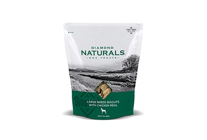 Diamond Naturals Large Breed Biscuits with Chicken Meal 24 Oz