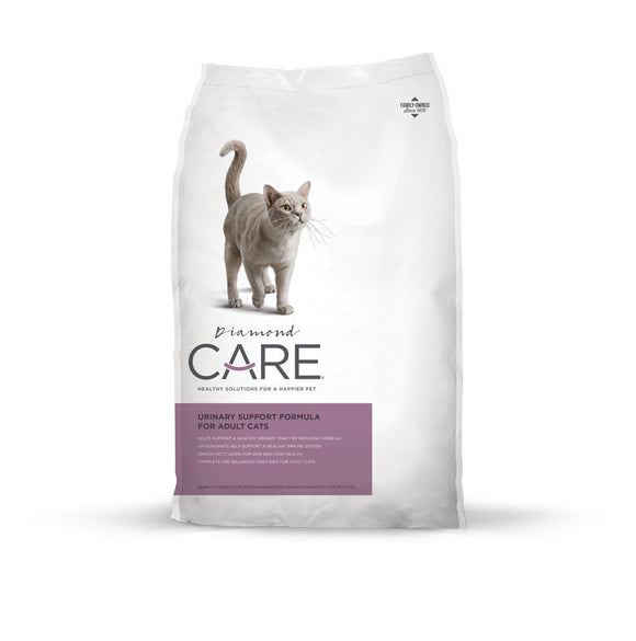 Diamond Care Urinary Support Formula for Adult Cats 6 Lbs