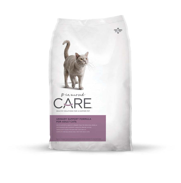 Diamond Care Urinary Support Formula for Adult Cats 15 Lbs