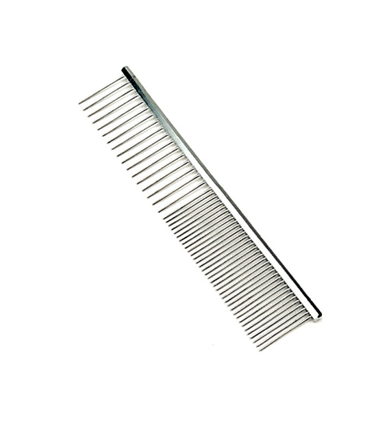 Coastal Safari Grooming Comb for Dog NCL Color 7-1/4 Inch Medium/Coarse