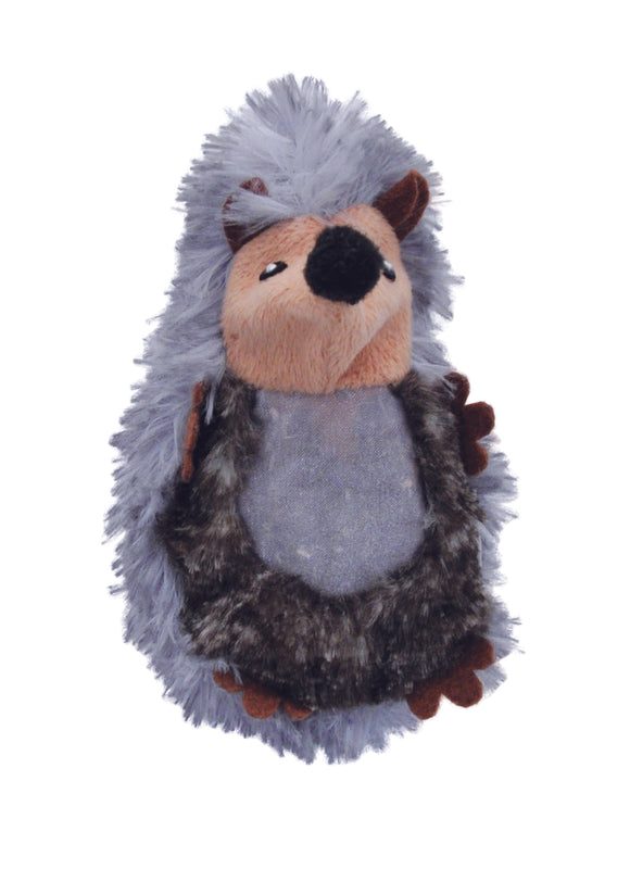Coastal Turbo Catnip Belly Hedgehog Critters Cat Toys 6.5 Inch
