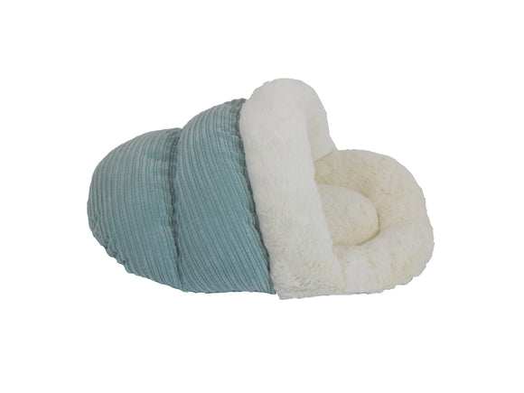 Arlee Pet Products Sly Slipper Cat Bed Sand 22 Inch