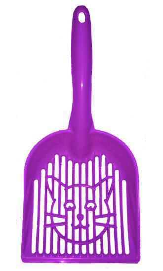 Litter-Lifter Beamer Scoop for Cat Assorted Color