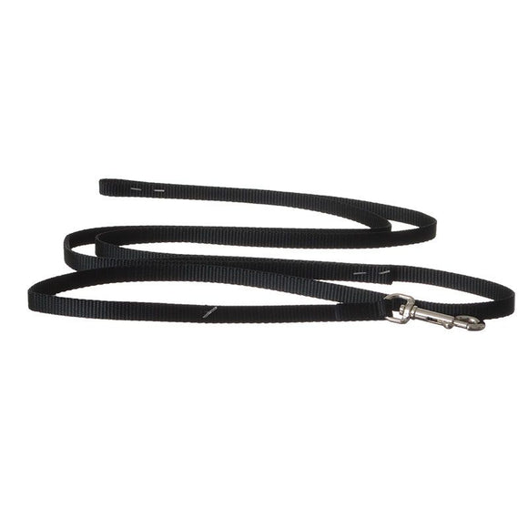 Coastal Pet Nylon Lead - Black (306BK)