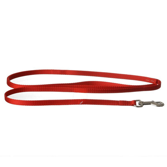 Coastal Pet Nylon Lead - Red (306R)