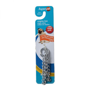 Aspen Pet Choke Chain - Light (82114)