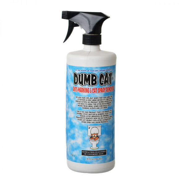 Poop-Off Dumb Cat Anti-Marking & Cat Spray Remover (59)