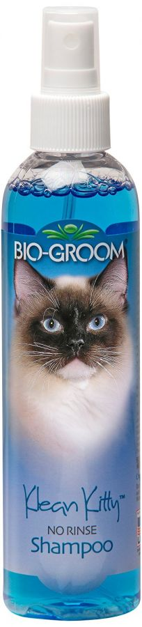 Bio Groom Waterless Klean Kitty Shampoo (20418)