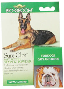 Bio Groom Sure Clot Styptic (53005)