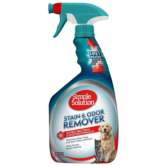 Simple Solution Stain & Odor Remover (11077)