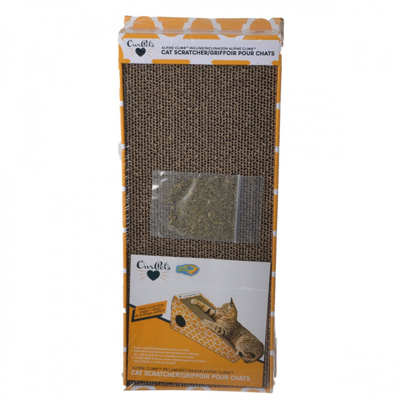 OurPets Alpine Climb Incline Cat Scratcher (1050011689)