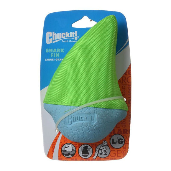 Chuckit Amphibious Shark Fin Water Toy (185001)
