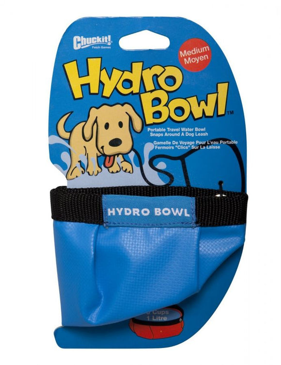 Chuckit Hydro-Bowl Travel Water Bowl (4200)