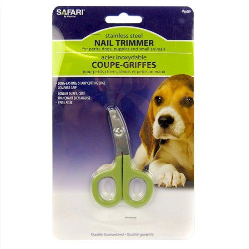 Safari Stainless Steel Nail Trimmer (W609)