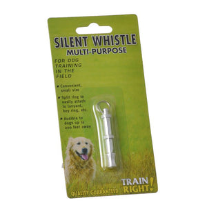 Safari Silent Dog Training Whistle (1572)