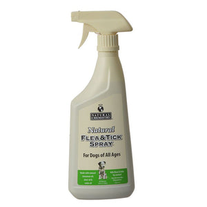 Natural Chemistry Natural Flea & Tick Spray for Dogs (11001)