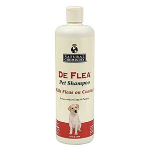 Natural Chemistry De Flea Pet Shampoo (11011)