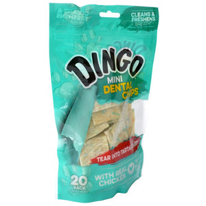 Dingo Dental Chips for Fresh Breath (DN-99077)