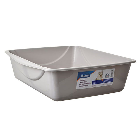 Petmate Litter Pan - Gray (22183)