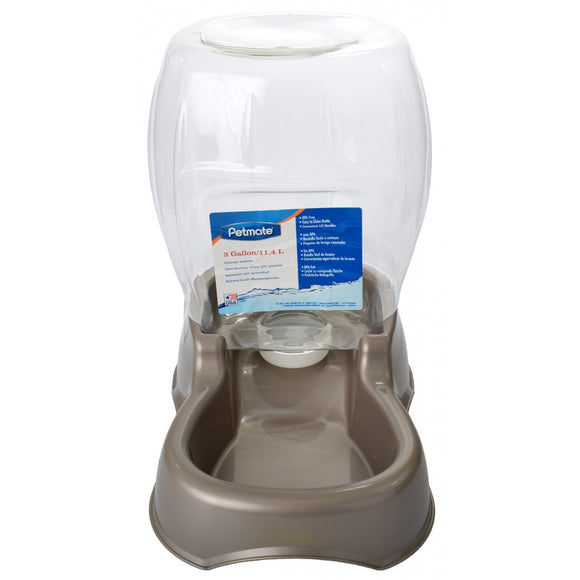 Petmate Cafe Pet Waterer - Pearl Tan (24405)