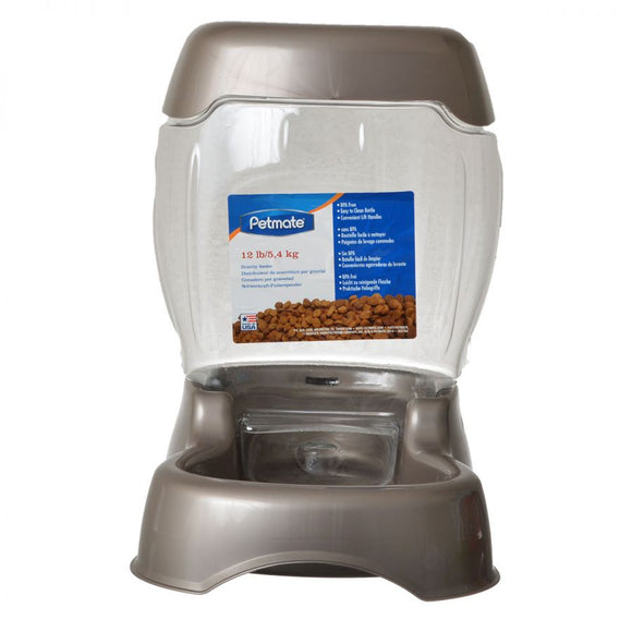 Petmate Cafe Pet Feeder - Pearl Tan (24605)