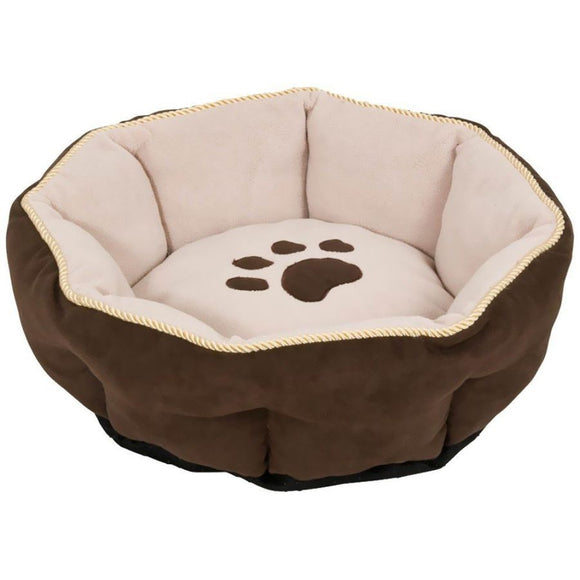 Aspen Pet Rounded Sculptured Dog Bed (26542)