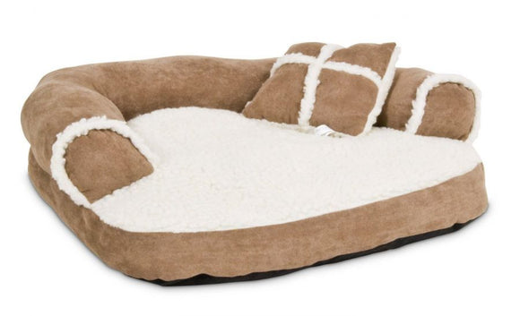 Petmate Sofa Bed with Bonus Pillow (28377)