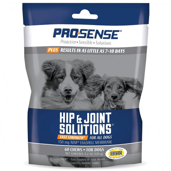 Pro-Sense Plus Fast Strength Hip & Joint Solutions for Dogs (P-87088)