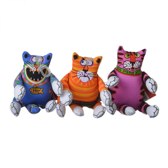Fat Cat Mini Terrible Nasty Scaries - Assorted (635104)