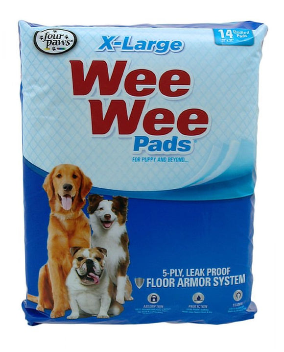 Four Paws X-Large Wee Wee Pads (100513821)