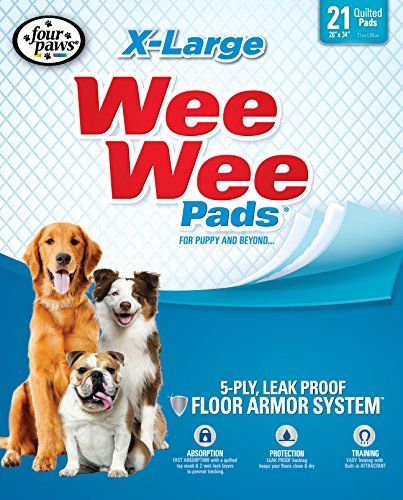 Four Paws X-Large Wee Wee Pads (100513822)