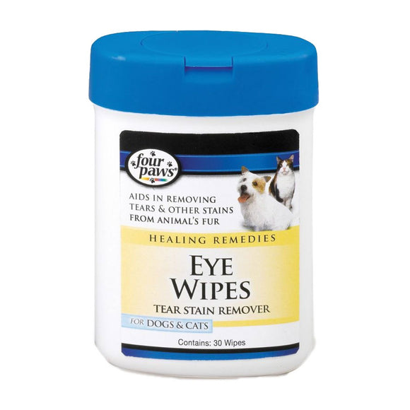 Four Paws Eye Wipes for Dogs & Cats (100202124)