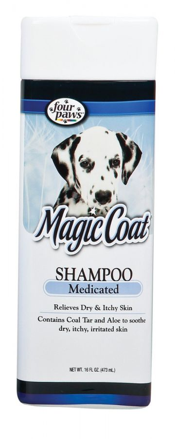 Magic Coat Medicated Shampoo (100525416)