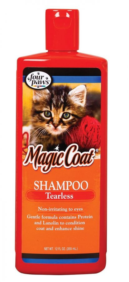 Magic Coat Cat & Kitten Tearless Shampoo (100525419)